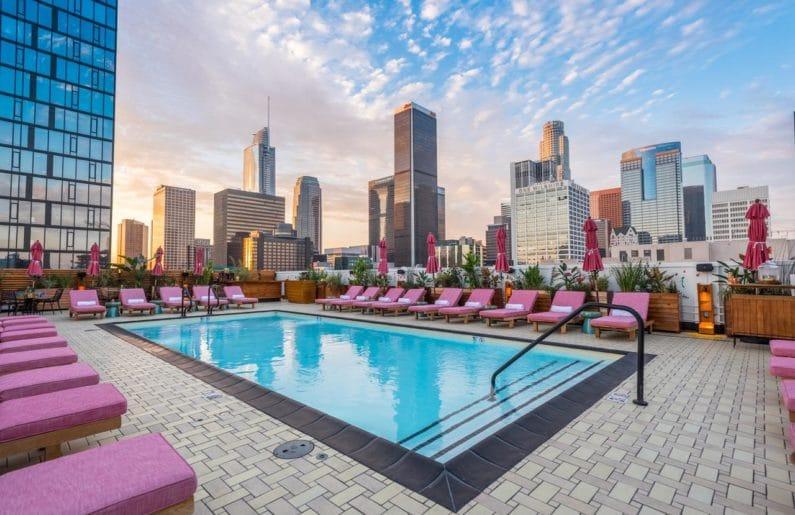 Onde ficar no centro de Los Angeles: Freehand Hotel (leia essa dica!)