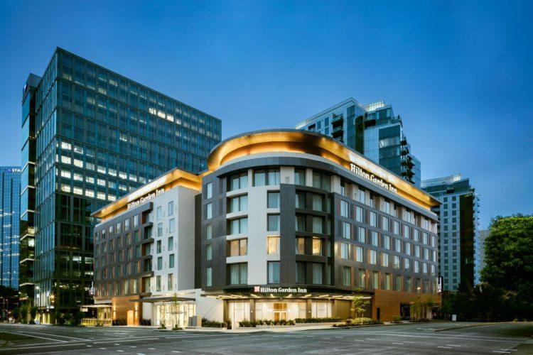 Hilton Garden inn Bellevue
