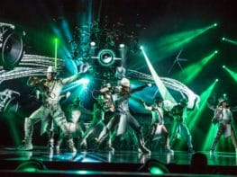ONE, o Cirque du Soleil do Michael Jackson em Las Vegas