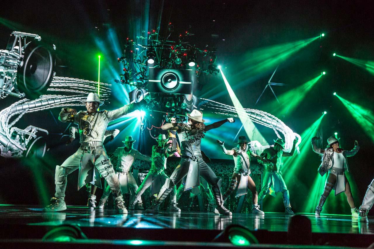 ONE, o Cirque du Soleil do Michael Jackson em Las Vegas