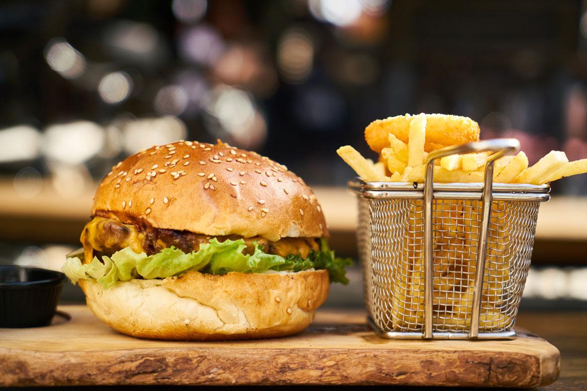 Hambúrguer em Nova York: mapa com os melhores e mais famosos