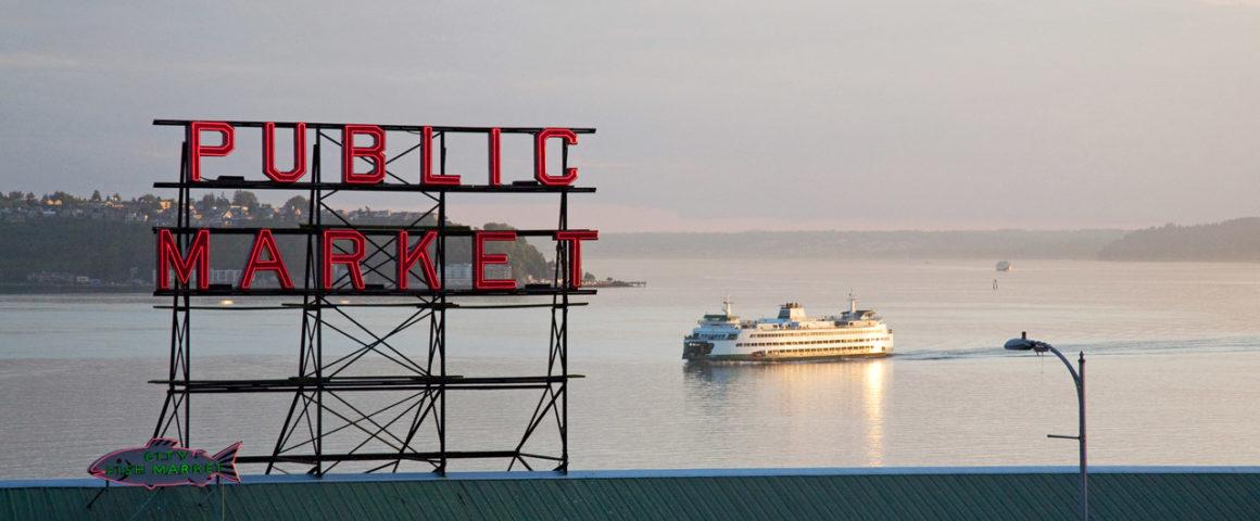 Como se locomover em Seattle