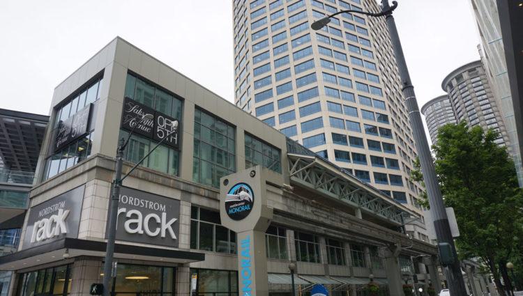 Monotrilho em Seattle